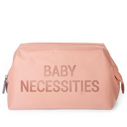 Childhome Necessär Baby Necessities Rosa Koppar