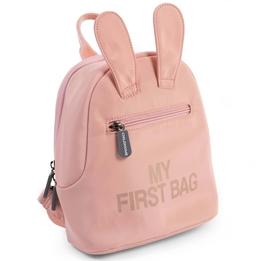 Childhome Barnryggsäck My First Bag Rosa