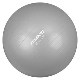 Avento Gymnastikboll Dia. 65 Cm Silver