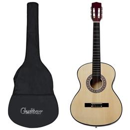 """Klassiskt Gitarrset 12 Delar Klassisk 4/4 39"""""""