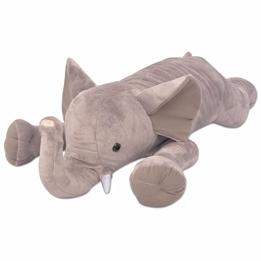 Gosedjur Elefant Plysch Xxl 95 Cm