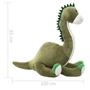 Gosedjur Brontosaurus Plysch Grön