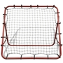 Justerbart Fotbollsmål Kickback Rebounder 100 X 100 Cm