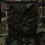 Arméryggsäck Xxl 100 L Kamouflage