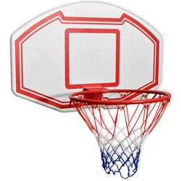 Basketkorg 3 Delar Väggmonterad 90X60 Cm