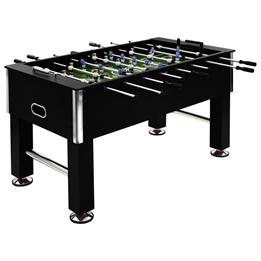 Fotbollsbord Stål 60 Kg 140X74,5X87,5 Cm Svart