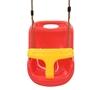 Barngunga Med Säkerhetsbälte Pp Röd