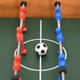 Fotbollsbord Mini 69X37X62 Cm Lönn