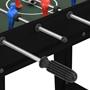Fotbollsbord Mini 69X37X62 Cm Svart