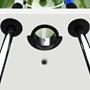 Fotbollsbord Stål 60 Kg 140X74,5X87,5 Cm Vit