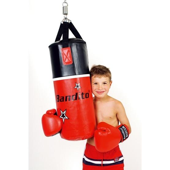 Bandito Sport - Boxningssäck - Junior-Set 10 Kg