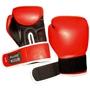 Bandito Sport - Boxningshandske - Svart/Röd 8 Oz