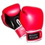 Bandito Sport - Boxningshandske - Svart/Röd 12 Oz