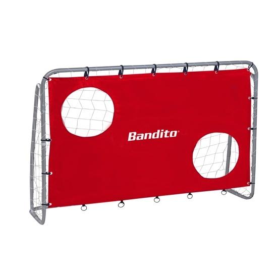 Bandito Sport - Fotbollsmål Med Målvaktstränare