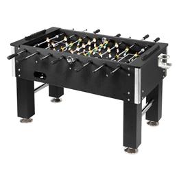 Bandito Sport - Foosball / Fotbollsspel - Kicker Profi Soccer Deluxe Svart